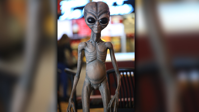 UFO Fans to Meet in Edinburg