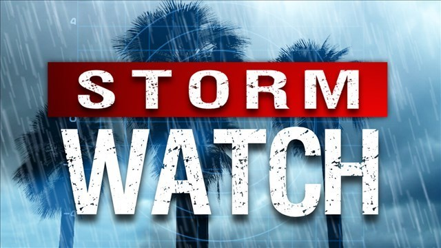 South Padre Island Issues Tropical Storm Watch