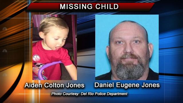 Amber Alert: Missing Child From Del Rio