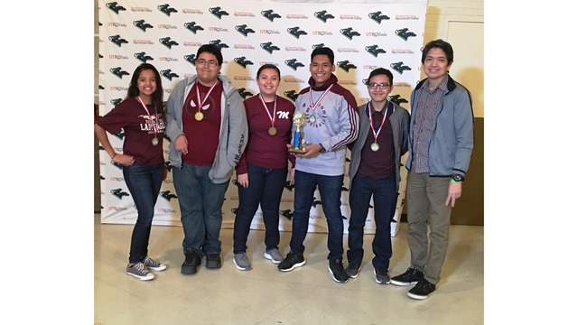 Valley High School Brings Home Honors From HESTEC