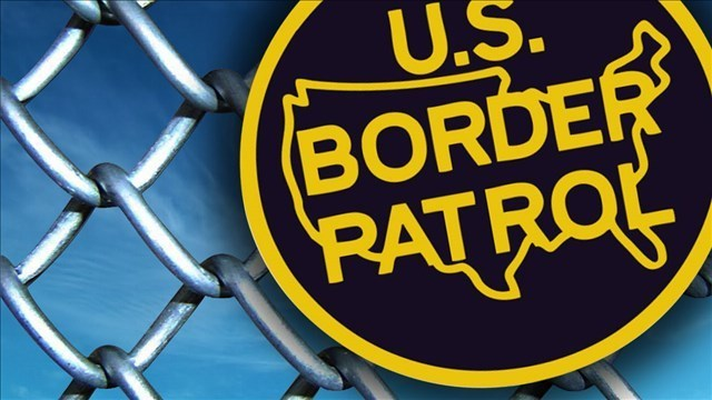 Border Patrol inspects semi, finds 76 people crammed inside