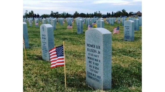 2018 Memorial Day Services at Texas State Veterans Cemeteries
