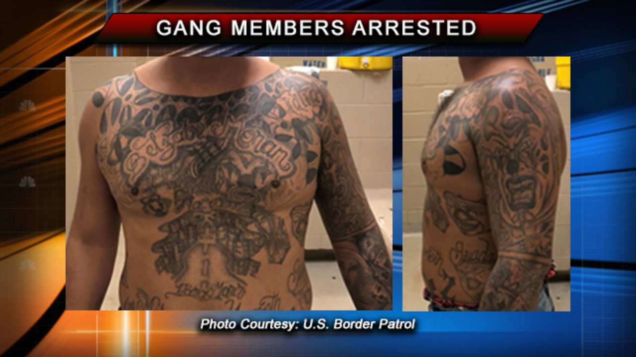 Border patrol continue to arrest gang members and criminal for Lake link fishing report